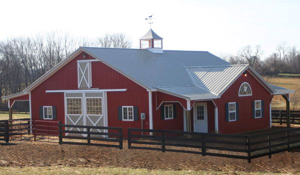 313 Best Images About Barn Amp Metal Homes On Pinterest