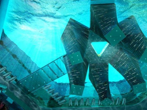 Une firme chinoise veut construire la nouvelle Atlantide