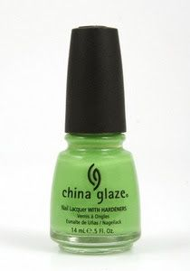 China Glaze- Entourage