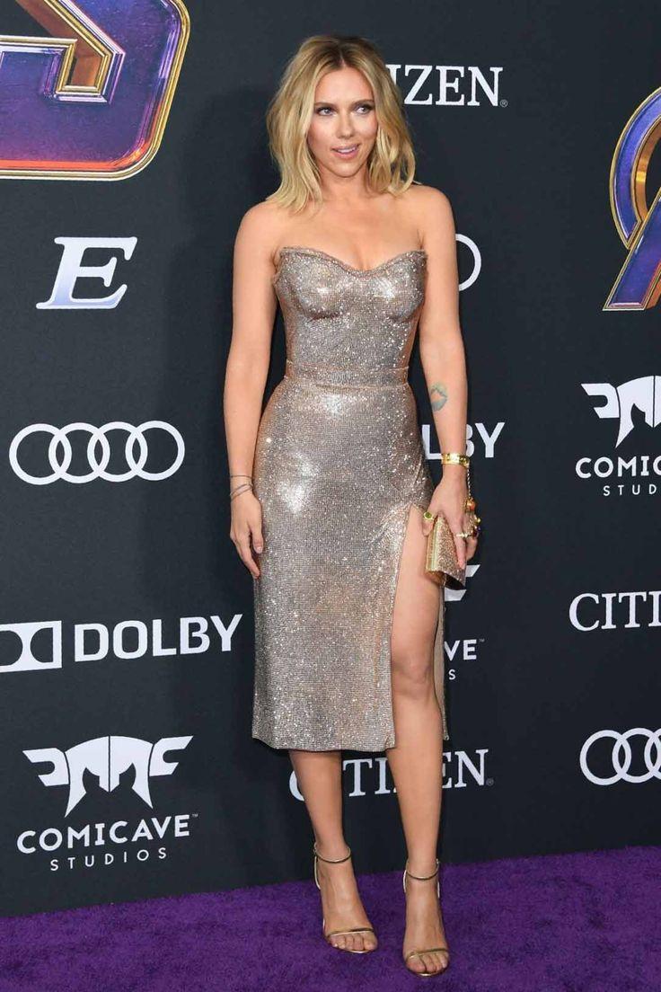 Scarlett Johansson Attends Avengers Endgame Premiere-Los Angeles – CelebVegas