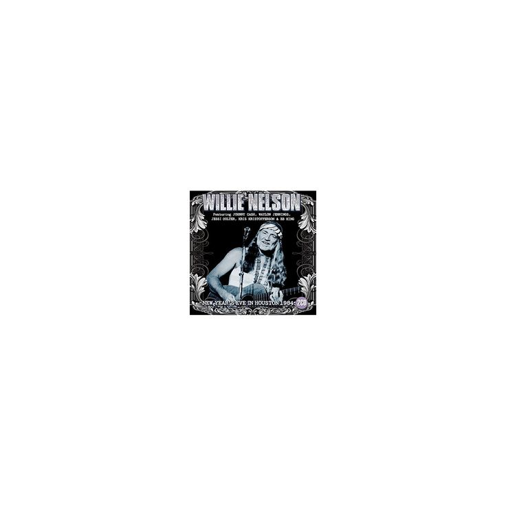 Willie nelson - New year's eve in houston:1984 (CD)