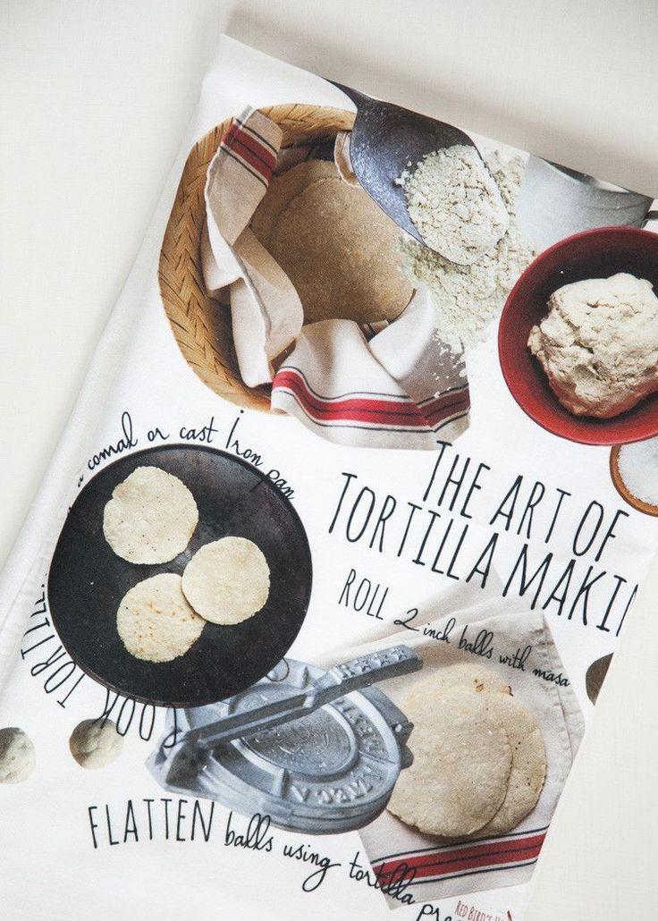 Art of Tortilla Making