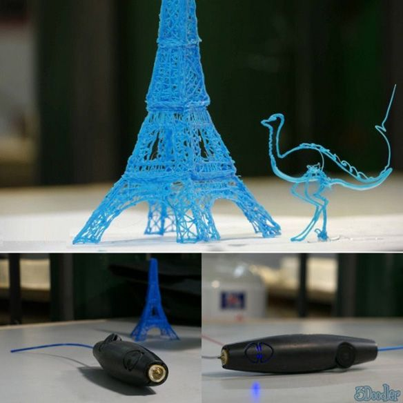 The 3Doodler – A 3D Printing Device