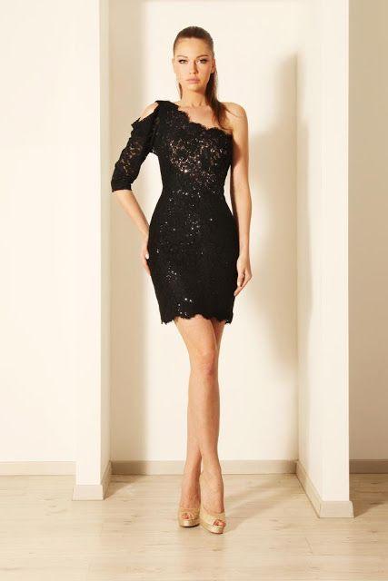 sheath little black evening dress