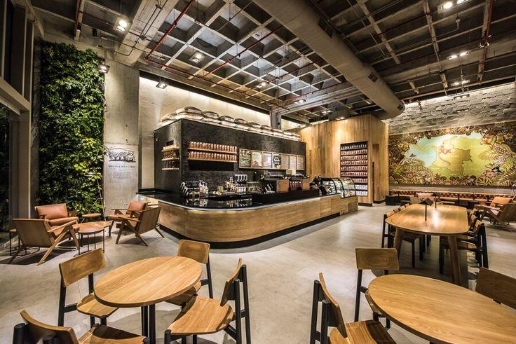Starbucks, Milla de Oro, Medellín