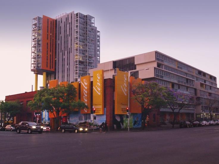 iStay Precinct - exterior building