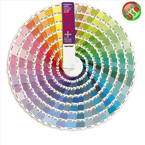 Pantone Formula Guide GP1301 Supl 336 Now with 336 New Colors Supplement | eBay