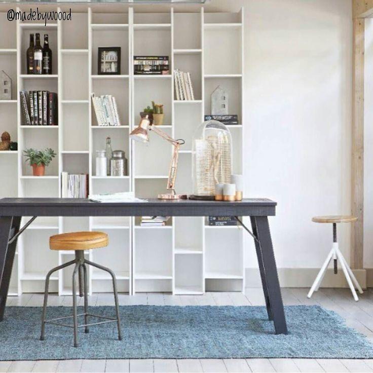 Budgettip! Vandaag krijg je 25% korting op alle meubelen bij Karwei waaronder de mooie kasten krukjes en bijzettafels van @madebywoood. Bovendien worden je meubels ook nog gratis thuisbezorgd.