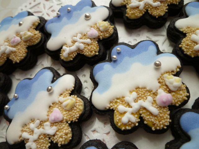 「☆浜辺&ハイビスカスのアイシングクッキー☆クッキー681☆」の画像|☆ クッキーアトリエ megmog ☆… |Ameba (アメーバ)