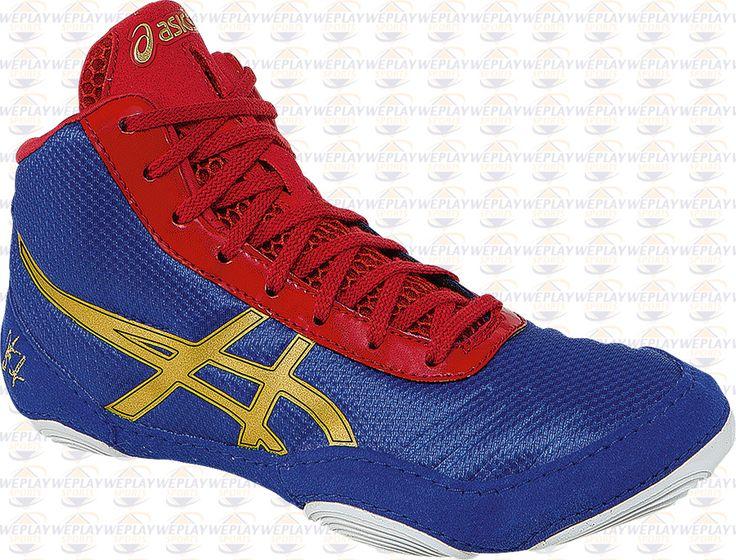 ASICS®+JB+Elite+V2.0+GS+Youth+Wrestling+Shoes