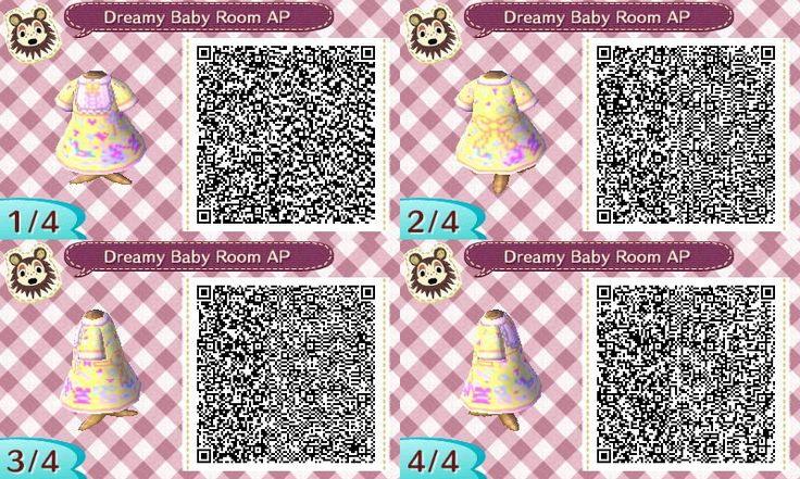 Pastel sailor jumper seifuku: ACNL QR clothes | A C N L Q R C O D E S |  Pinterest | Sailor, Qr codes and Animal crossing qr