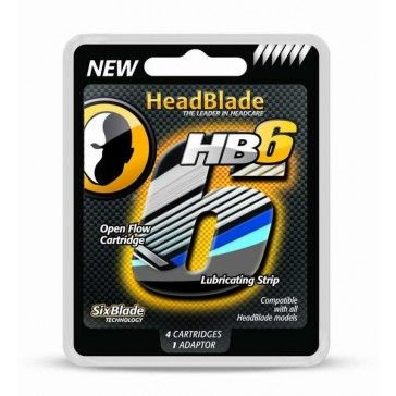 HeadBlade HB6 Blades