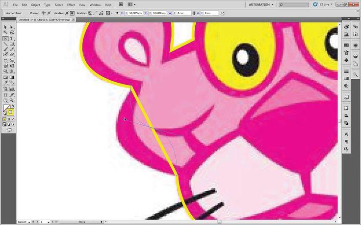 Como Vectorizar una Imagen en illustrator