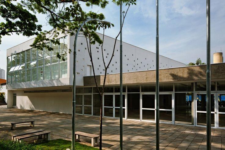 Centro de Profesores para Desarrollo Profesional São Caetano Do Sul / Carolina Penna Arquitetura e Urbanismo