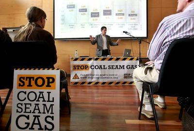 Coal seam gas what people are saying