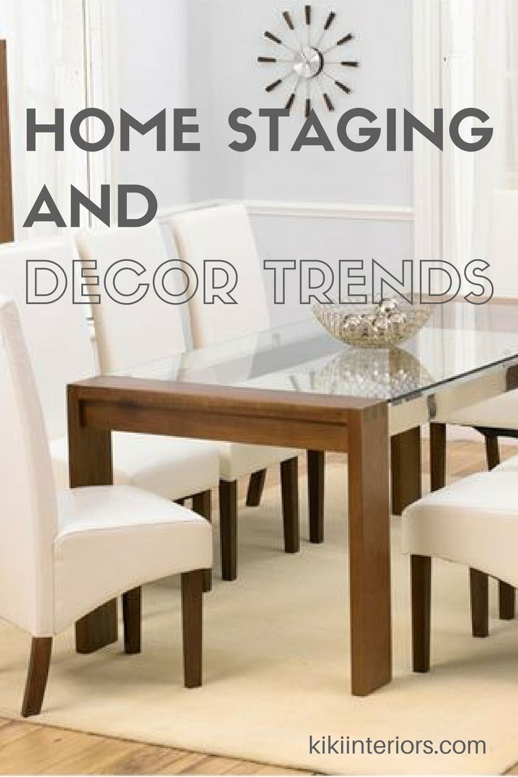 home staging and decor trends - Home Styling Blogs