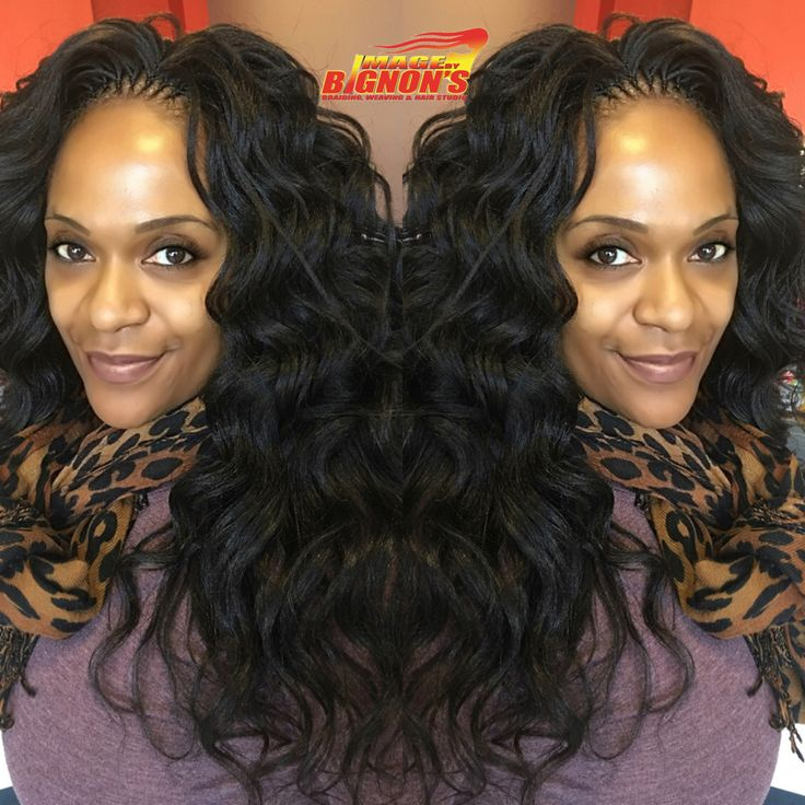 Bignon's hair braiding tree braids by Kristy
