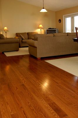 Oak Hardwood Flooring Flooring And Solid Oak On Pinterest