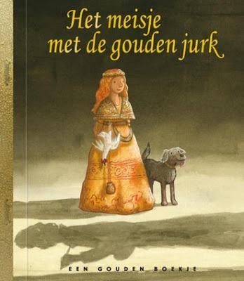 Het meisje met de gouden jurk - Leespluim van de maand april