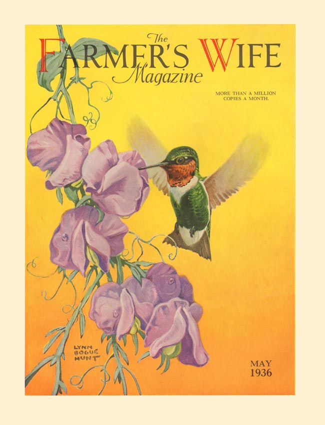 Farmer's Wife Magazine, May 1936 (Lynn Bogue Hunt)