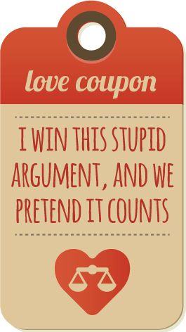 I love you coupons libro