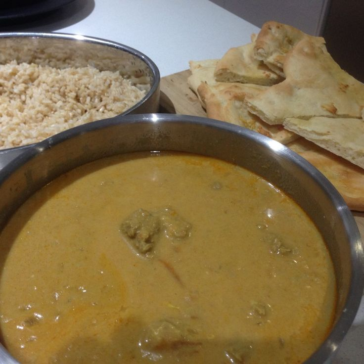 Beef Bombay Curry, Thermo & Slow Cooker style.