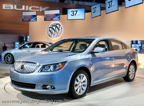 Photos Of 2012 Buick Lacrosse