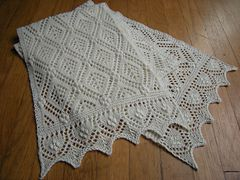 Ravelry: Something Borrowed pattern by Kathy Lang