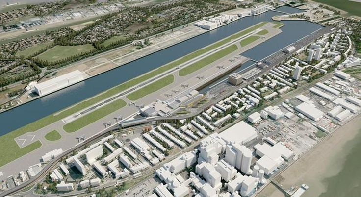 london city airport expansion - Google Search