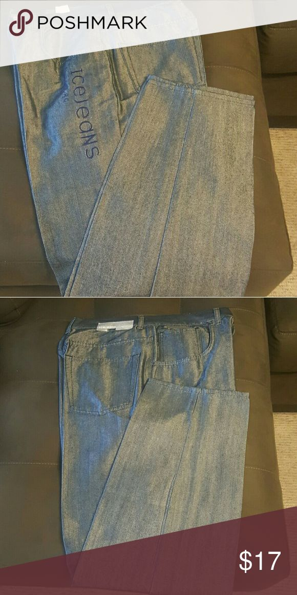 Men's Iceberg jeans In like-new condition Iceberg Jeans Relaxed