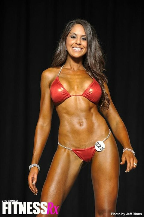 Pin by Marcel Mulder on IFBB / WBFF / NPC Babes