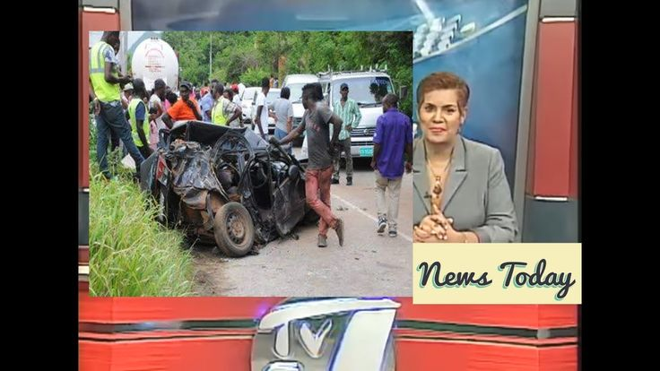 Jamaica Midday News  (July -18 -2017)-News At Moon-CVM TV-Jamaica Radio-News Today - YouTube