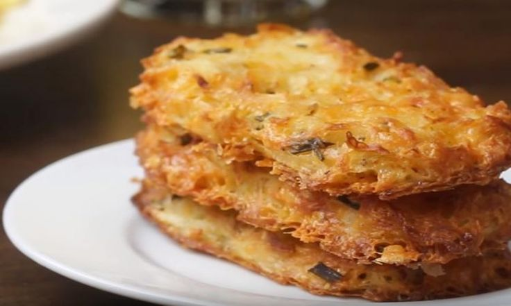 Mes galettes de pommes de terre hachées sont divines! Y'a pas un resto qui en cuisine d'aussi bonnes, je vous le promets