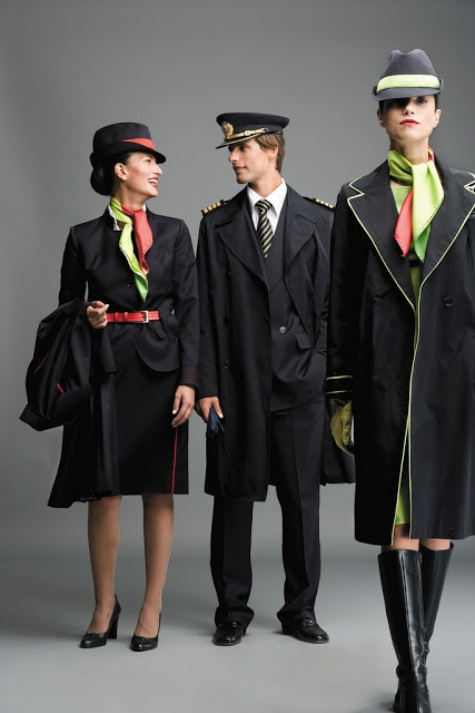 TAP Portugal Flight Attendant uniform #stewardess #cabincrew #airhostess #pilot