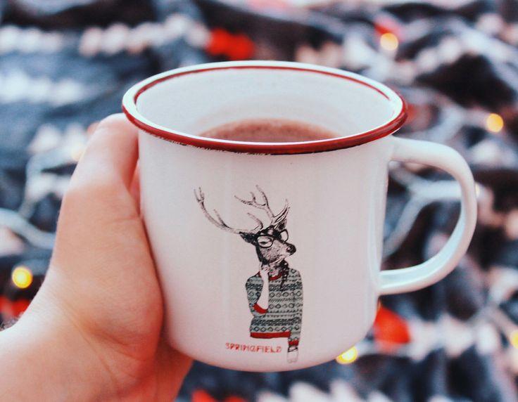 Cozy mug autumn fall