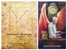 Now Is A Time For Healing and Patience HEALING & PATIENCE: Now these two cards sure go together don't they. The first card which you are familiar seeing is the HEALING card from Raphael. The second card is the PATIENCE card fr…