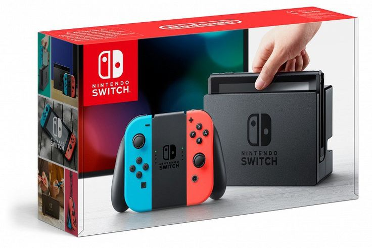 Nintendo Switch podría alcanzar los 40 millones de unidades vendidas