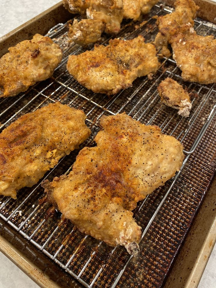 Easy Gluten Free Oven Fried Chicken Colorado Sisters