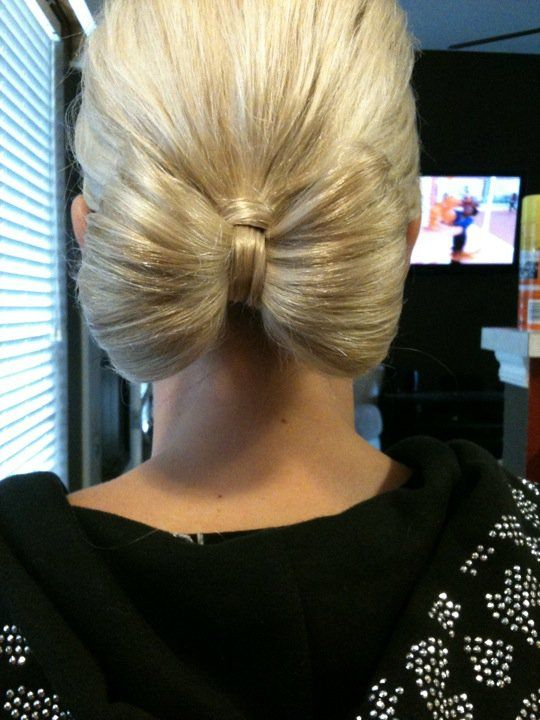 Incredible 1000 Ideas About Bow Hairstyle Tutorial On Pinterest Hair Bow Short Hairstyles Gunalazisus