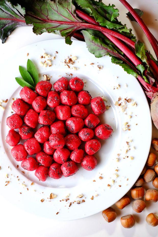 Gnocchi di patate e barbabietole rosse - GranoSalis - Blog di cucina naturale e consapevole