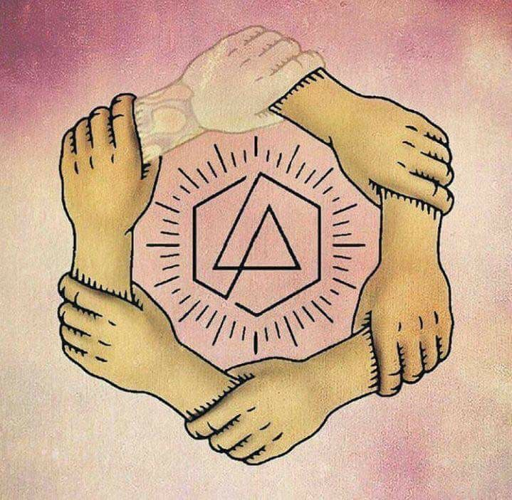 Goodby Chester The legend never die Linkin Park ❤
