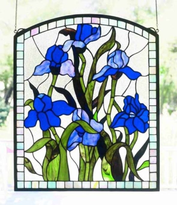 Free Patterns Mosaic Stepping Stones Flower Stained Glass Patterns