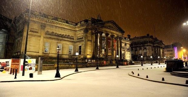 Liverpool Cultural Quarter