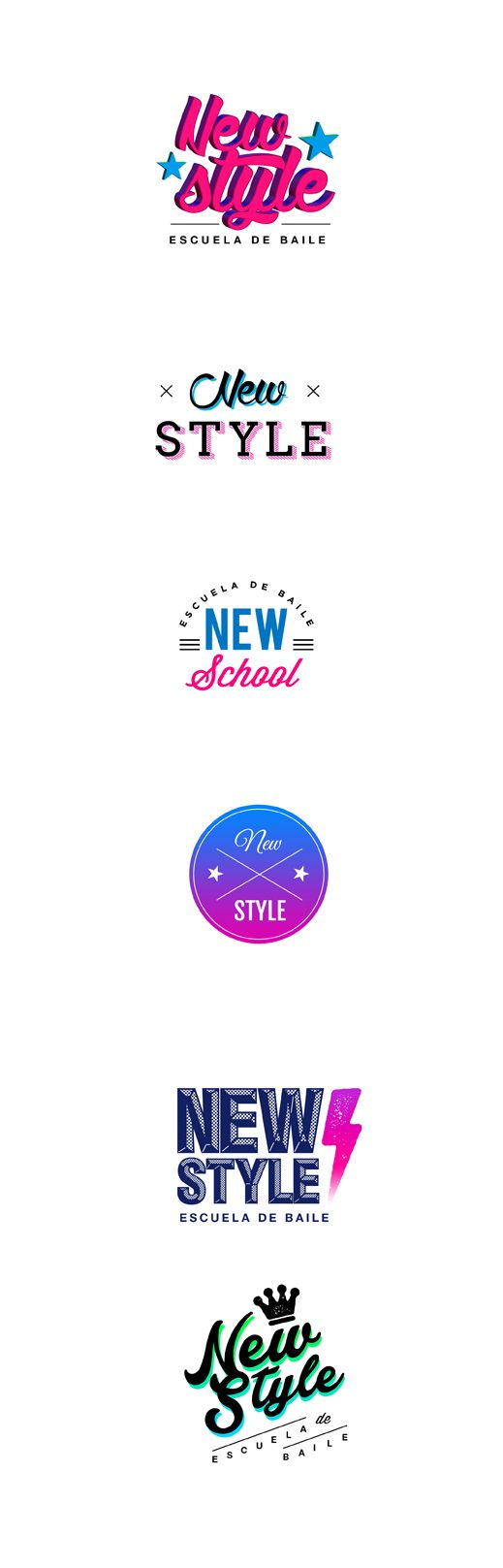 NewStyle Logo on Behance