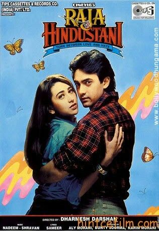 Raja Hindustani - Aamir Khan, Karisma Kapoor #indiamovies