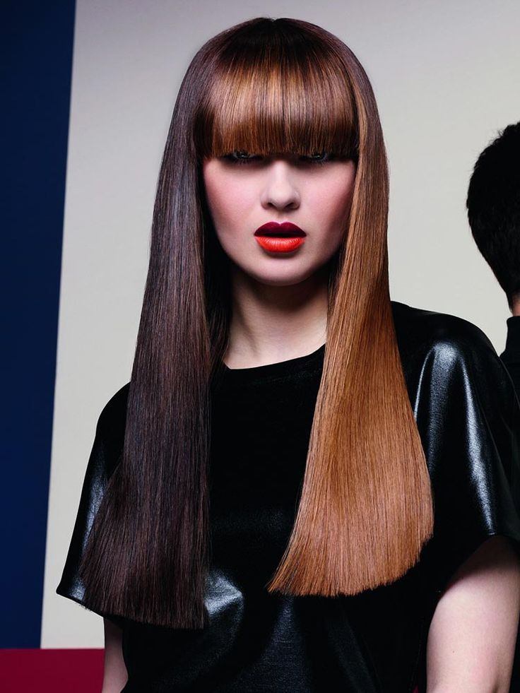 Hairstyles for Long Hair - new trends for the Autumn / Winter 2014/2015 Color highlights...