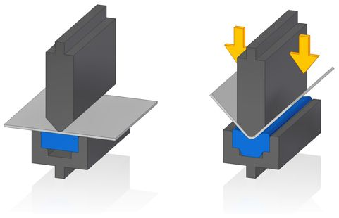 Rubber Pad Forming | Rubber pad forming is a metal pressing process which is used to press ...