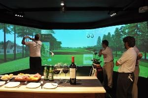 Simulador de golf PGA Tour + Picada Premium en Microcentro, CABA, - Salidas y Clases de Golf - flipaste.com.ar