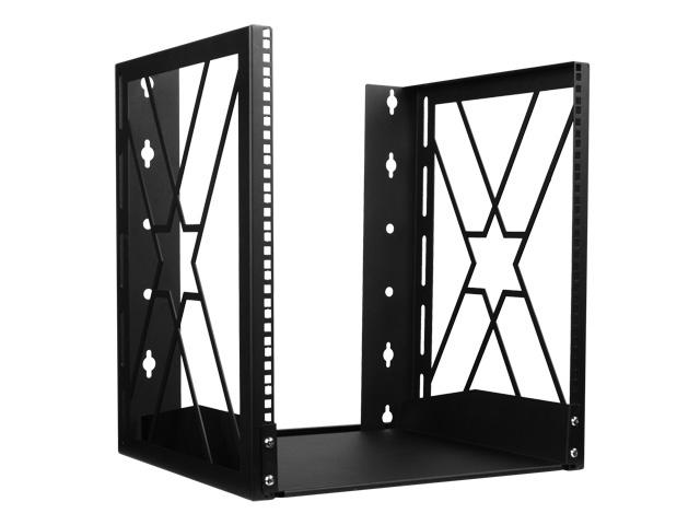 Server Racks & Server Cabinets | Claytek Products | WU-120B - 12U #Wallmount #Open-Frame #Rack http://istarusa.com/claytek/products.php?model=WU-120B