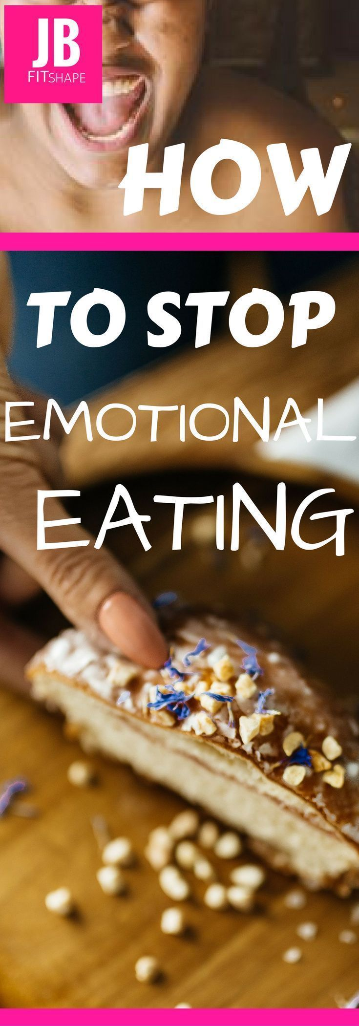 How To Stop Emotional Eating – Control Your Cravings To answer this question, we first need to understand why we eat in the first place. It�s probably safe to say... muscle building, fat burning, fitness and weight training, stop emotional eating, lose we